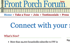 Front Porch Forum