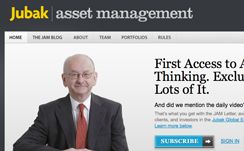 Jubak Asset Management